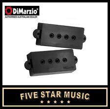 DIMARZIO DP122 P BASS PICKUP HUMBUCKER BLACK DP122B DP-122 NEW