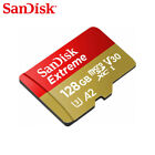 SanDisk Extreme A2 128GB microSDXC Card UHS-I U3 V30 up to 160MB/s Mobile Gaming