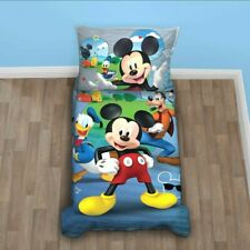 Disney 4 - Piece Mickey Mouse Fun With Friends Toddler Bedding Sets + Free ship