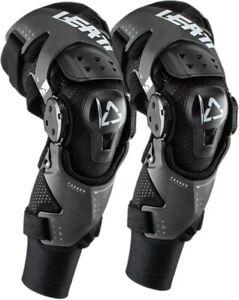 Leatt X Frame HYBRID Motocross Race MX Offroad Knee Braces Per Pair Adults