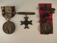 Marine Corps good conduct to Collingwood 1910 Cuban Pacification medal #858
