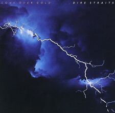 "DIRE STRAITS ""LOVE OVER GOLD"""