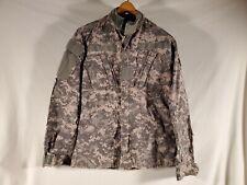 Authentic American Apperal US Army Coat Combat Uniform Digital Camo ~ XS/R