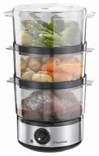 Vegetable Steamer Cook Fish Rice Steam Food Fresh Healthy Eating Electric Cooker
