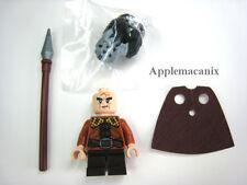 NEW LEGO Hobbit 79002 Attack of the Wargs BIFUR THE DWARF Minifigure Spear/Cape