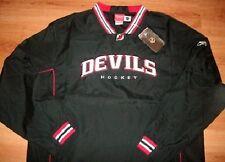 New Jersey Devils Hot Jacket Pullover XL Reebok NHL