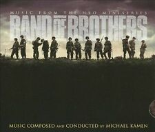Band of Brothers - Michael Kamen  SEALED CD!