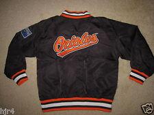 Baltimore Orioles MLB Baseball Jacket boys Toddler M 5-6