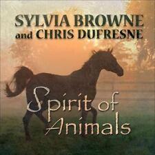 SYLVIA BROWNE - Spirit of Animals - Hardcover ** Brand New **
