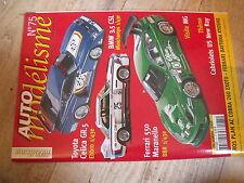 µµ Auto Modelisme n°75 AC Cobra 260 Exoto Jaguar XKR Chrysler Viper GTS-R