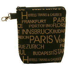 BELLY MODEN - CITIES TAPESTRY STYLE CLOBBER BAG