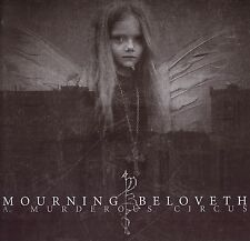 """MOURNING BELOVETH - """"A Murderous Circus"""" Limited Edition 2-CD-Digi"""