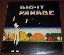 LP DIG-IT PARADE (Dig-It 77 ITALY) Cosmic disco funk Abba Tony Clement SEALED!