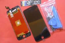 DISPLAY LCD +VETRO TOUCH SCREEN PER APPLE IPHONE 6S RETINA A1633 A1688 NERO 1700