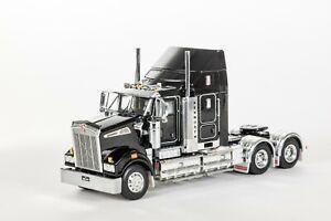 Kenworth T909 Prime Mover Truck Aero Kit - Black Drake 1:50 Scale #Z01557 New!