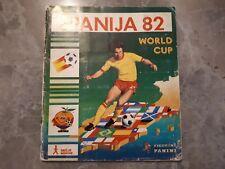 FIFA World Espana 82 Panini 1982 COMPLETE Album Original Yugoslavia Edition