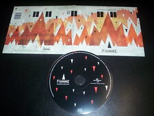 "GIANMARCO MARTELLONI ""FIAMME"" CD digipak UNIVERSAL 2012"