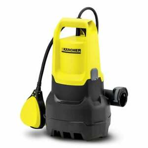Karcher SP3 Submersible Dirty Water Pump 350W 240V 7000L Per Hour