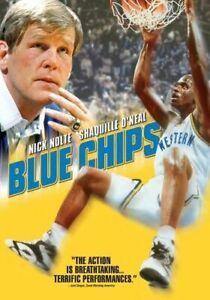 BLUE CHIPS NEW DVD