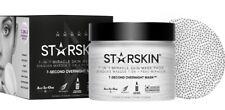 Starskin 7Second Massage Exfoliate Oil Serum Tone Night Cream Mask Relaxer Pads