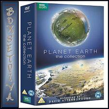 Planet Earth The Collection - DVD Region 2