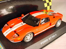 Scalextric TOP GEAR Ford GT4 Red STIG C2661 MB