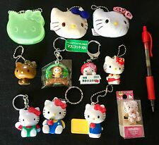 Choose one, see details~ONE SANRIO HELLO KITTY KEY CHAIN~ship free