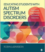 Labarbera Robin-Educating Students With Autism Spectrum Disorders BOOK NEW