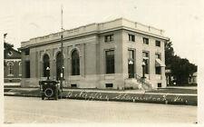 ETATS UNIS Carte PHoto SHENANDOAH Iowa Post Office