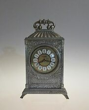 Vintage German made mantel ( mantle ) clock by Spendex