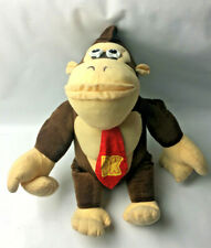 """Official Large 20"""" Donkey Kong Soft Plush Toy Teddy"""
