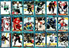 1993-94 SCORE SERIES 2 HOCKEY SET COMPLETE (497-662) Lot - Gretzky - ROOKIES++
