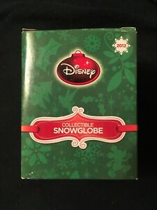 2012 JC PENNY DISNEY MICKEY MOUSE SNOW GLOBE RARE SEALED IN BOX MINT LIMITED