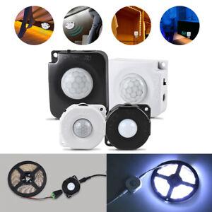 Automatic DC 5V 12V 24V Infrared PIR Motion Sensor Switch LED Strip Light Modul