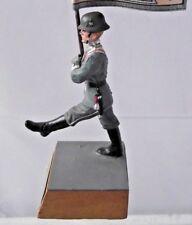 Vintage Metal Toy Model German WW2 Soldier Pro Painted Lot6