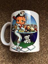 BETTY BOOP Style 2.  TEA CUP/MUG FREE POSTAGE