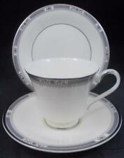Royal Doulton MELISSA Cup & Saucer + Bread & Butter Plate H5087 GREAT CONDITION