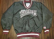 Vintage Jersey Express Wisconsin Timber Rattlers Pull Over Wind breaker Jacket M