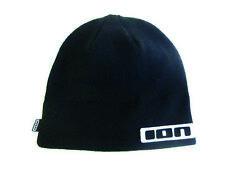 Ion Logo Beanie / Mütze schwarz
