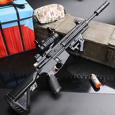 Toy Gun Weapon M416 Automatic/Manual Gun Kids Water Bullets Guns Blaster CS BK