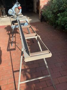 Custom Made Extension Bench - for ELU TGS172 FLIP SAW,   ELU SAW NOT INCLUDED.