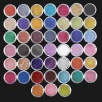Loose Glitter Powder Face Body Nail Art Eyeshadow Cosmetic Makeup 45 Colo ujkl