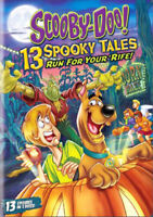 The Scooby-Doo! Show: 13 Spooky Tales - Run for Your Rife (2 Disc) DVD NEW