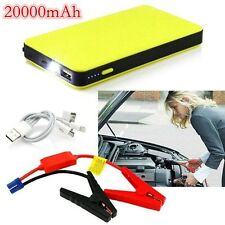 20000mAh Auto Battery Booster Charger Power Bank Jump Starter For Notebooks ,Ect