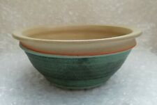 Stoneware Bowl - Green