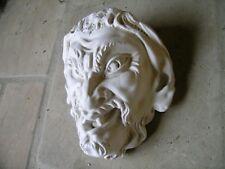 antike Faunmaske Gips erste Arbeit von Michelangelo Buonarroti