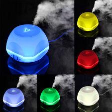 LED Aroma Diffuser ätherisches Öl Ultraschall Luftbefeuchter Luftreiniger Zerstä