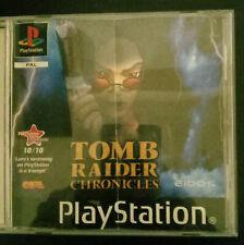 Tomb Raider: Chronicles (PS1)