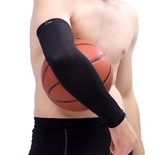 Copper Compression Elbow Sleeve - Tennis & Golf brace Support Pain Relief Large