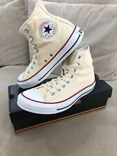 Converse All Star Chuck Taylor Beige Mens 7 US Womens 9 US Shoes Sneakers [C134]